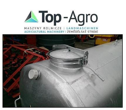 Top-Agro Wasserfass Tränkefass 1000 L !!NEU!!