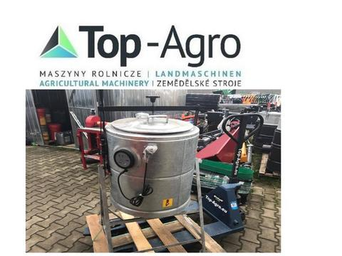 Top-Agro Elektrodämpfer 63L-100L-160L