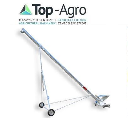 Top-Agro KÖRNERSCHNECKE PRO MIT TRICHTER von 3kW bis 11kW