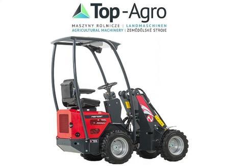 Top-Agro Norcar 755 Hubkraft hydraulisch 1150kg NEU Made