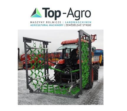 TOP-AGRO Landtechnik HaevyDuty AKTIONSPREIS HD Sehr ROBUSTE Wiesenegge 3Meter !!NEU!!