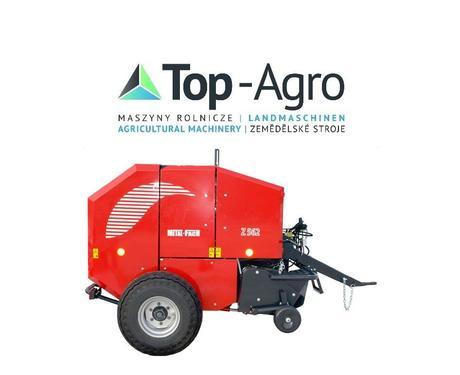 Metal-fach John Deere Z562 mit Rotor und Messern  TOP-AGRO 2019