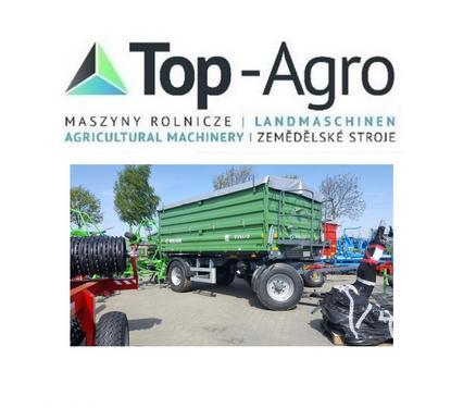Metal-fach Anhänger  T711/3  16 Tonnen Vollausstattung FEND