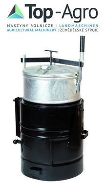 Top-Agro Kohledämpfer 63L-100L-150L-250L
