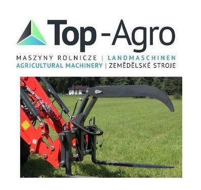 Top-Agro DIREKT VOM HERSTELLER HOLZPOLTERGABEL 2,0T(PG-HP