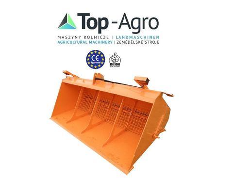 Top-Agro Selbstladender Sandstreuer SNOW150 1,5m 2,0m 2,4