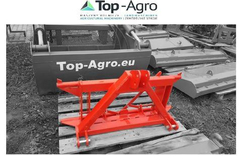 Top-Agro Adapter von Dreipunkt auf EURO NEU