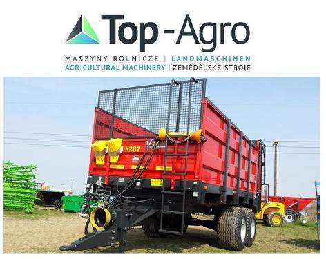 Metal-Fach TOP-AGRO AKTIONSPREIS  !!NEU!! N267 8000kg