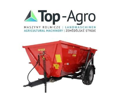 Metal-fach T930 Karren  MULDE  TOP-AGRO NEU