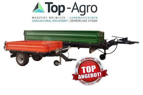 Top-Agro 3-Seitenkipper Dreiseitenkipper 3.5T GG NEU 2021