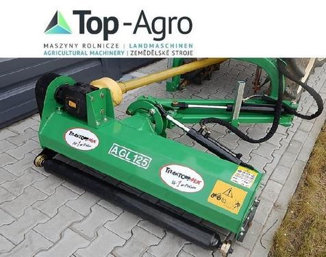 Top-Agro Schlegelmulcher AGL 125cm bis 165cm