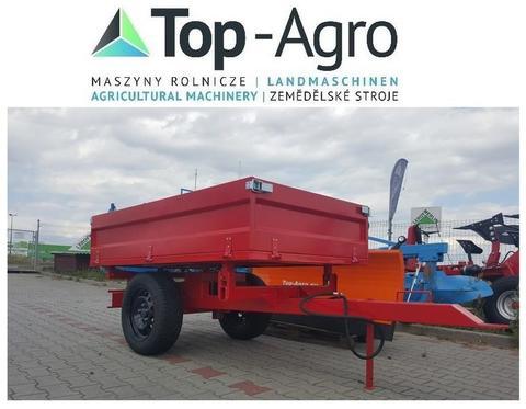 Top-Agro Dreiseitenkipper 1,5T Nutzlast !!NEU!! SUPER PRE