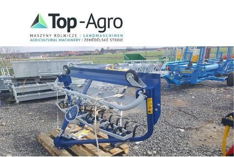 Top-Agro BM Horse Reitzplaner R1 1,6 Manuele oder hydraulische Höhenverstellung der Eggenrahm