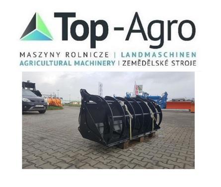Top-Agro Greifzange (GSC) 1,4M bis2,4M