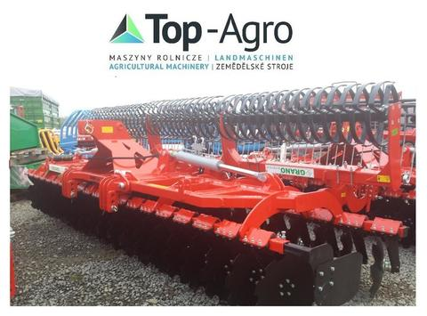 Top-Agro Grano-System Scheibenegge Flexringwalze + Strieg
