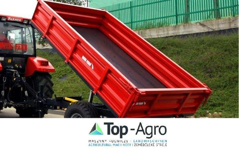 Metal-fach T736/2 - 1,5T KIPPER TOP-AGRO