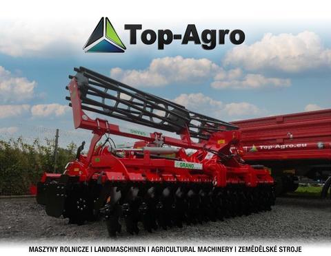 Top-Agro GRANO-SYSTEM Kurzscheibenegge Scheibenegge Hydr.
