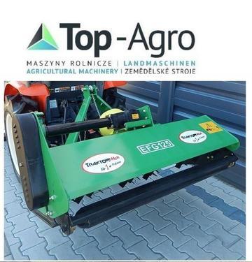 Top-Agro Schlegelmulcher GEO EFGC verstärkt 155cm
