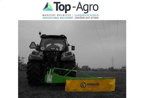 Kowalski Top-Agro Rotationmäher Z001 1,65 m  DIREKT VOM HERSTELLER