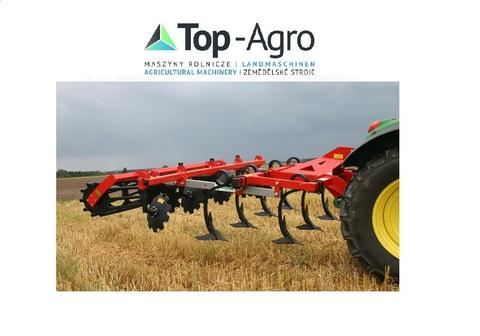 GRANO-SYSTEM BEST PRODUKT 2019 TUV CE ISO TOP-AGRO Grubber POTENZA SEHR STABIL 2,2m