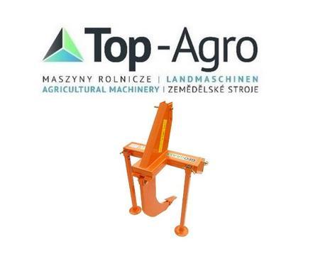 Top-Agro Grubber Kleintraktoren