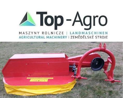Top-Agro Trommelmähwerk 1,0 Arbeitsbreite Kleintraktoren