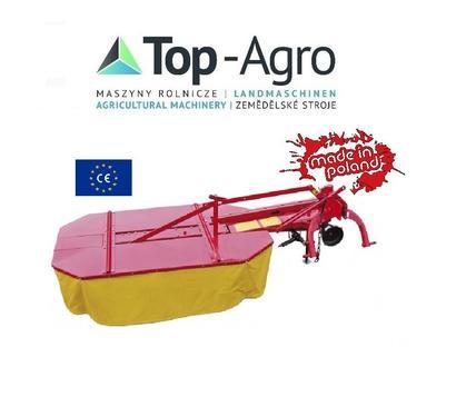 Top-Agro DIREKT VOM HERSTELLER Trommelmähwerk  Trommelmäher  z042 1,65m NEW BES