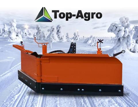 TOP-AGRO Pronar Schneepflug PUV280 2,8M Vario- SOFORT VERFUGBAR