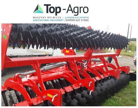 Top-Agro Grano-System Scheibenegge mit ZAHNPACKERWALZE 5m