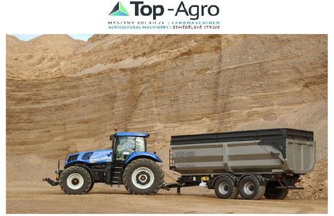 Metal-Fach T935/1 TOP-AGRO Getreidewagen Mulde ähnlich T700 NEU 2019 Anhäng
