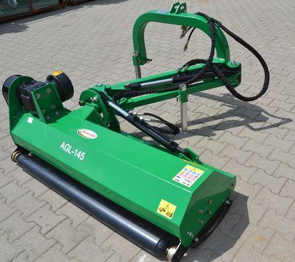 GardenGo AGL-125 145 165 padkakasza