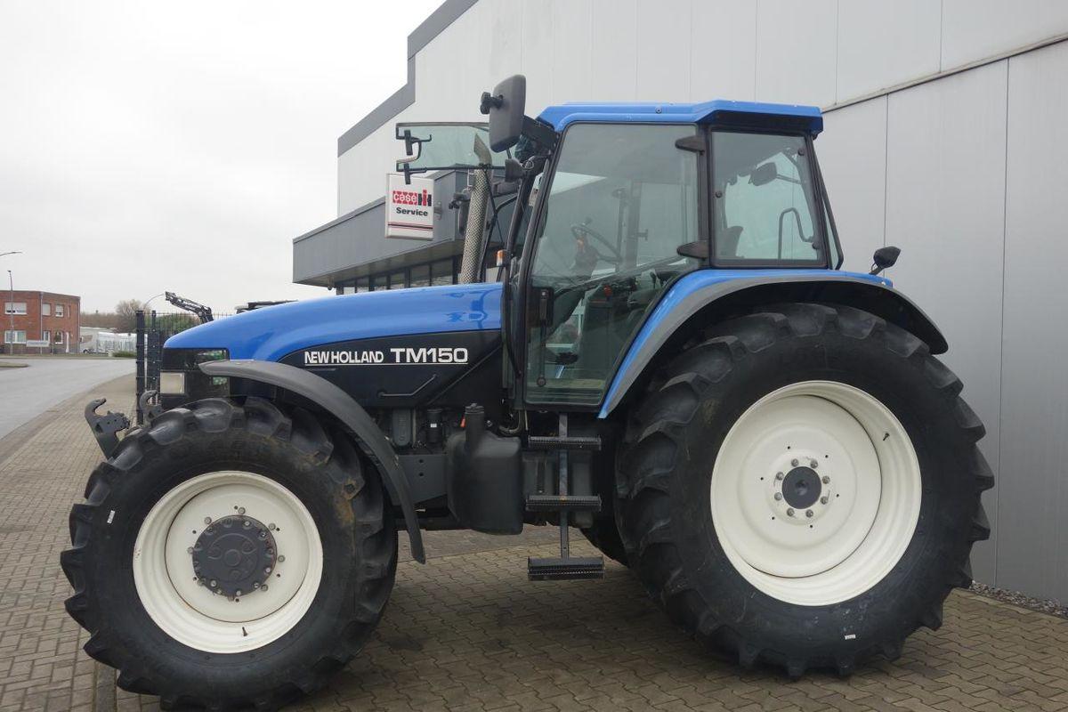 New Holland TM 150 Powercommand - Klimaanlage - Landwirt com
