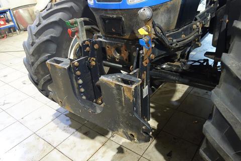 Hydrac Kommunalanbauplatte Steyr New Holland Case IH