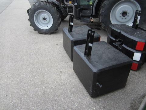 Sonstige Heck/Frontgewicht 350 -. 1500 kg