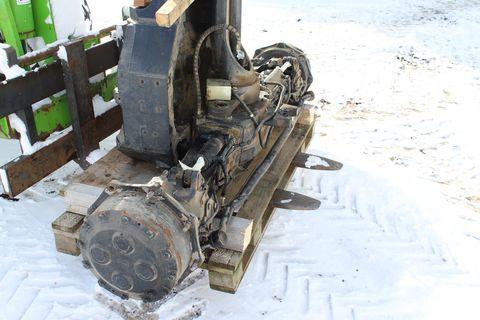 Sonstige Steyr CVT 6225 Vorderachse