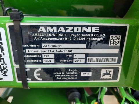 Amazone ZA-X Perfect 1402