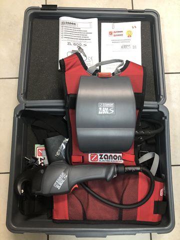 Zanon Bindegerät ZL 600 S