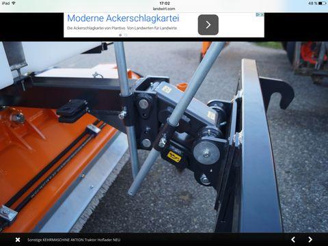 Baas Kehrmaschine KM180