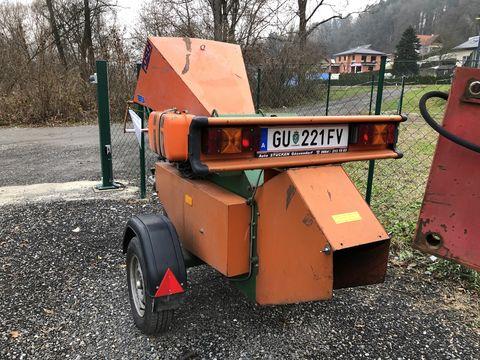 Posch M3352 LA PKW Anhänger Häcksler