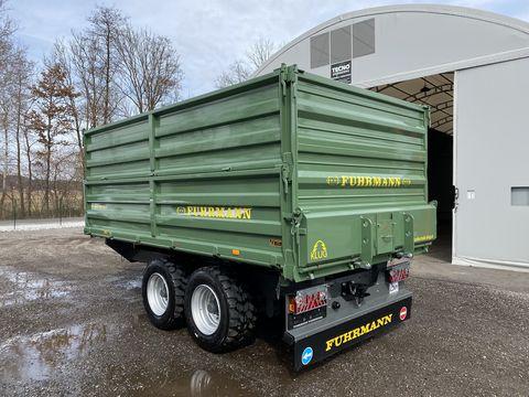 Fuhrmann FF 16.000 4,55x2,35 PROFI
