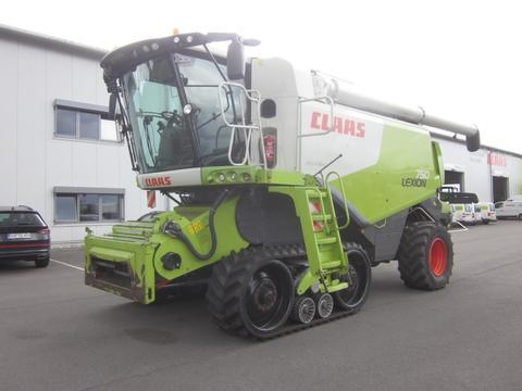 CLAAS LEXION 750 TT TERRA TRAC, APS HYBRID, 40 km/h, A