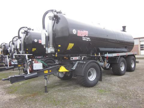 Briri ROAD MASTER 26200 Dreiachs-Vakuum-Gülletransport