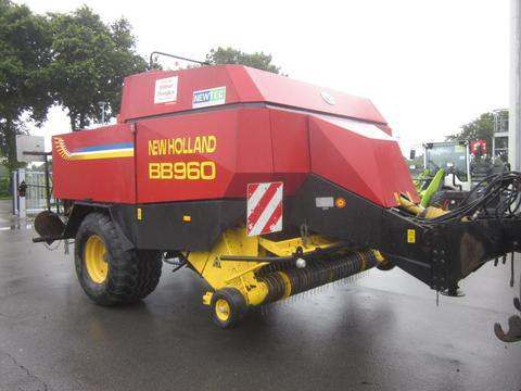 New Holland BB 960 S