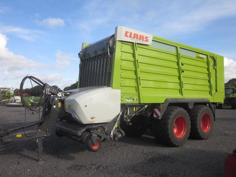 CLAAS CARGOS 8400 Kombiwagen, Ladewagen, Häckselwagen,