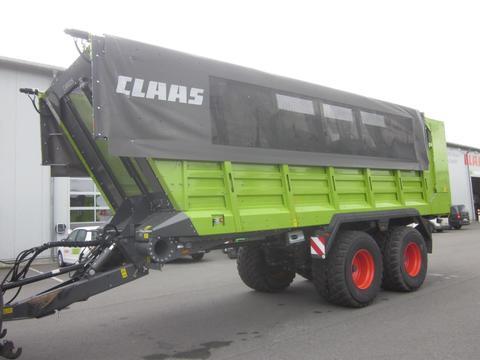 CLAAS CARGOS 750 TREND mit Laderaumabdeckung