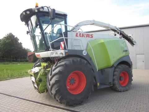 CLAAS JAGUAR 960 (494) Allrad 4WD, 40 km/h