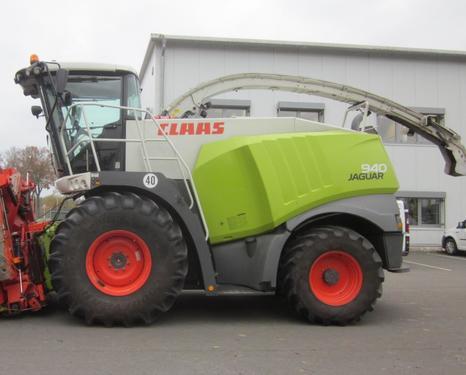 CLAAS JAGUAR 940 (494) Allrad 4WD, 40 km/h