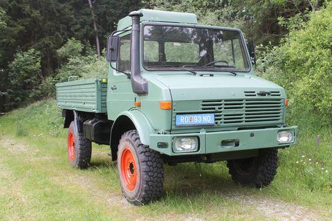 Mercedes U1300L 9960Km