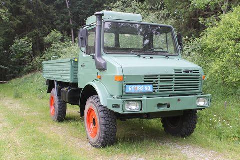 Mercedes U1300L 9700Km