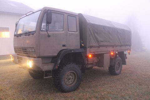 Steyr 12M18 4x4